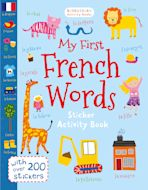 My First French Words cover