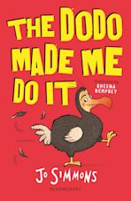 The Dodo Made Me Do It cover