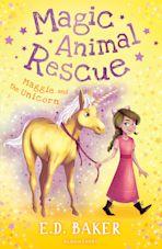 Magic Animal Rescue 3: Maggie and the Unicorn cover