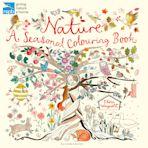 RSPB Nature: A Seasonal Colouring Book cover