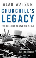 Churchill's Legacy cover