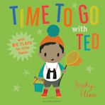 Time to Go with Ted cover