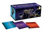 Harry Potter The Complete Audio Collection cover