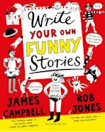 Write Your Own Funny Stories cover