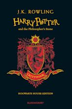 Harry Potter and the Philosopher's Stone – Gryffindor Edition cover