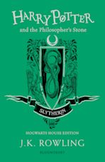 Harry Potter and the Philosopher's Stone – Slytherin Edition cover