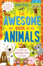 The Awesome Book of Animals cover