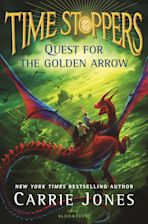 Quest for the Golden Arrow cover