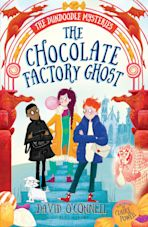 The Chocolate Factory Ghost cover