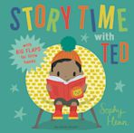 Story time with Ted cover
