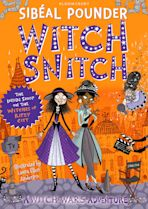 Witch Snitch cover