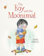The Boy and the Moonimal cover