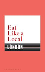 Eat Like a Local LONDON cover