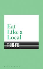 Eat Like a Local TOKYO cover