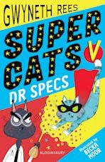 Super Cats v Dr Specs cover