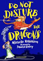 Do Not Disturb the Dragons cover