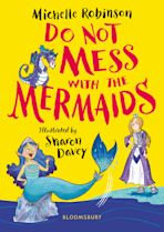 Do Not Mess with the Mermaids cover