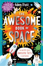The Awesome Book of Space cover