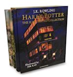 Harry Potter - The Illustrated Collection cover
