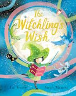 The Witchling's Wish cover