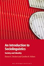 An Introduction to Sociolinguistics cover