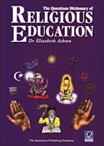 The Questions Dictionary of Religious Education cover