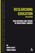 Researching Education cover