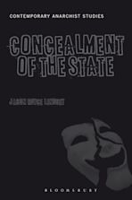 The Concealment of the State cover