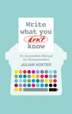 Write What You Don't Know cover