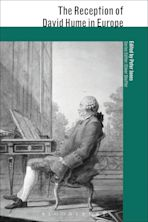 The Reception of David Hume In Europe cover