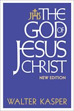 The God of Jesus Christ cover