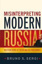 Misinterpreting Modern Russia cover