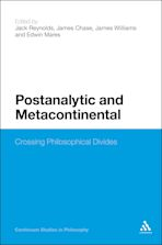 Postanalytic and Metacontinental cover