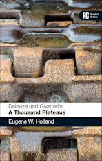 Deleuze and Guattari's 'A Thousand Plateaus' cover