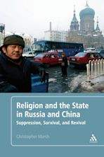 Religion and the State in Russia and China cover