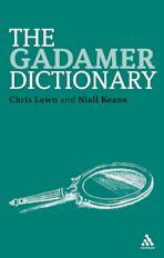 The Gadamer Dictionary cover
