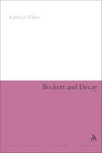 Beckett and Decay cover