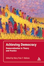 Achieving Democracy cover
