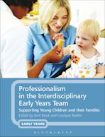 Professionalism in the Interdisciplinary Early Years Team cover