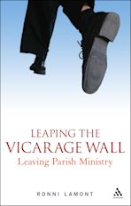 Leaping the Vicarage Wall cover