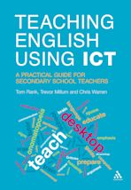 Teaching English Using ICT cover