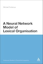 A Neural Network Model of Lexical Organisation cover