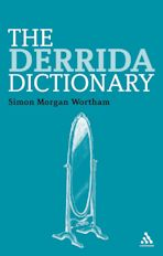 The Derrida Dictionary cover