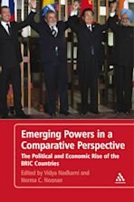 Emerging Powers in a Comparative Perspective cover