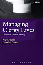 Managing Clergy Lives cover