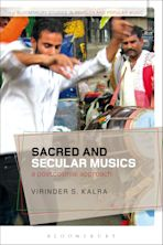 Sacred and Secular Musics cover