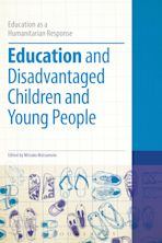 Education and Disadvantaged Children and Young People cover