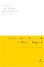 Christianity in Africa and the African Diaspora cover