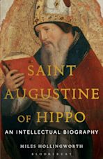 Saint Augustine of Hippo cover