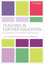 Teaching in Further Education cover